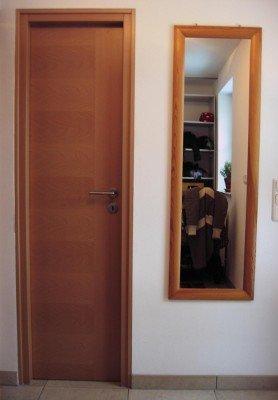 Beispiel Innentür - Zimmerei Lenk