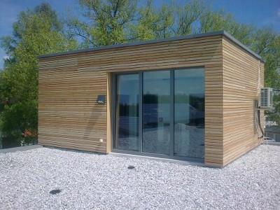 Beispiel Holzhaus 2 - Zimmerei Lenk