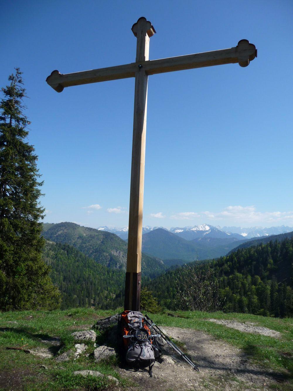 Gipfelkreuz - Zimmerei Lenk
