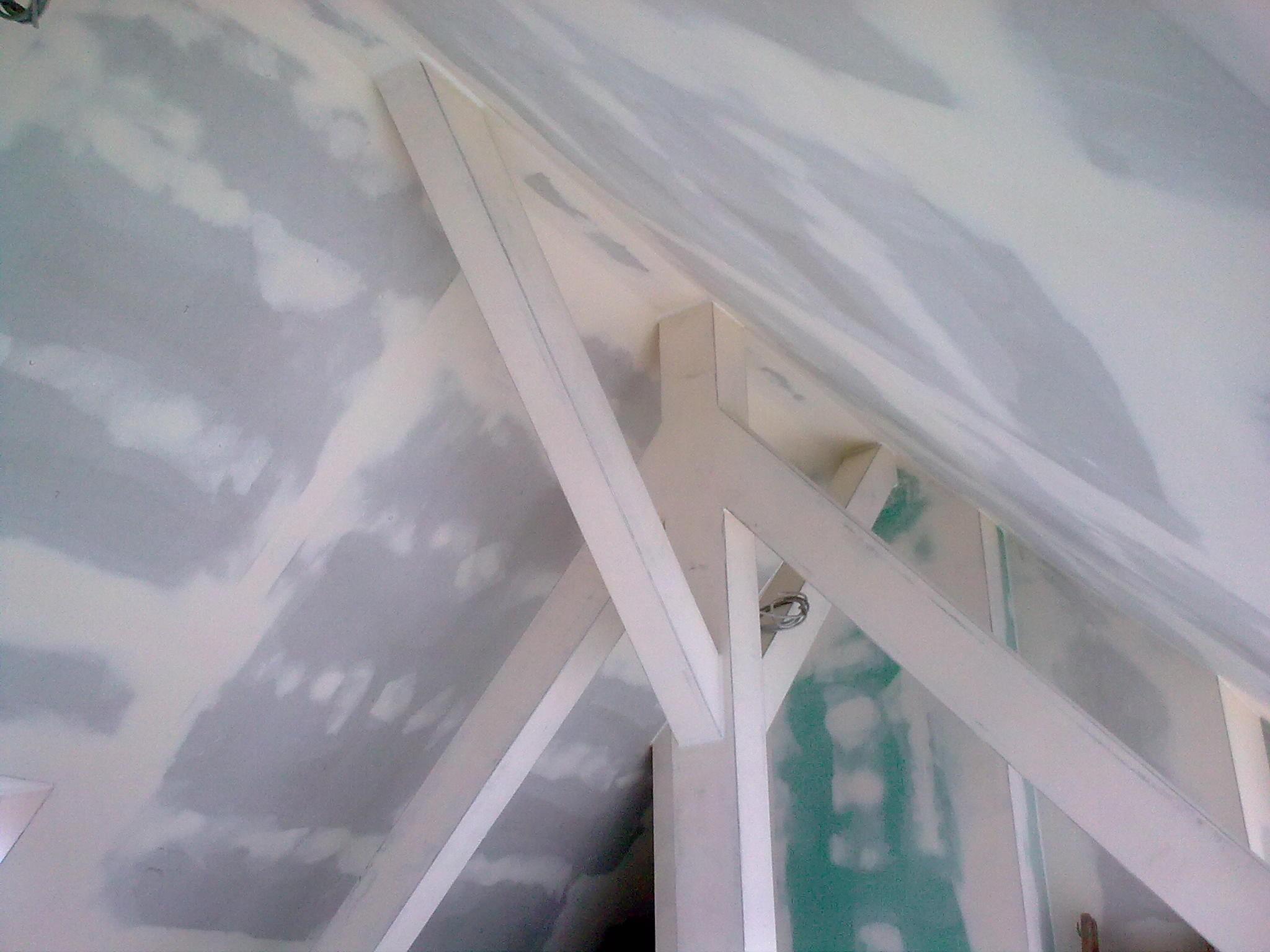 Trockenbau Dach