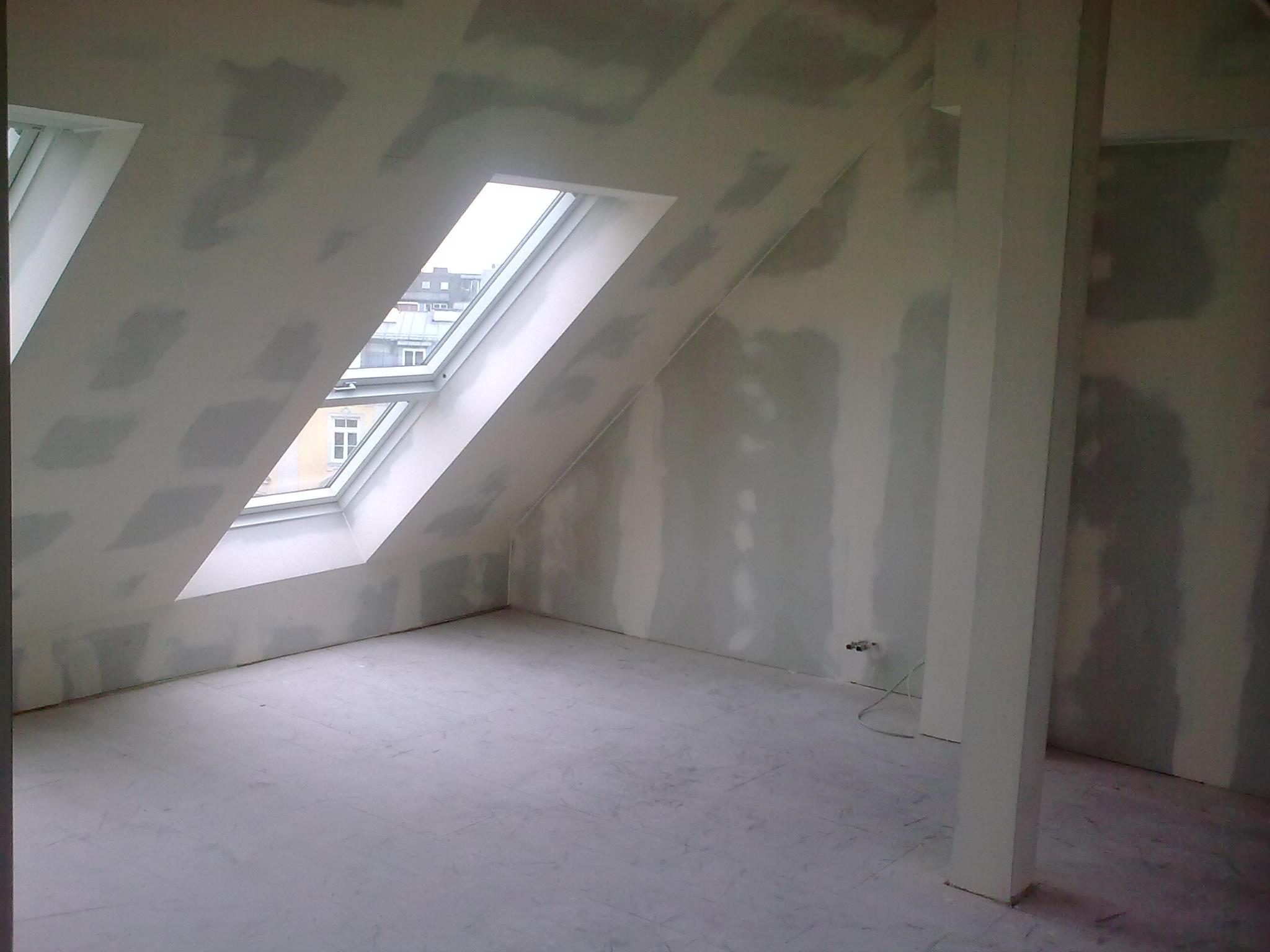 Trockenbau Dach3